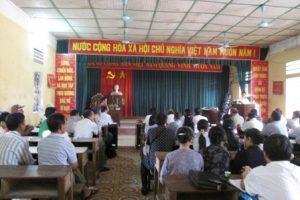 Chuyến thăm quan, nghiên cứu của Đoàn cán bộ quản lý thủy nông Vương quốc Nepal tại Việt Nam