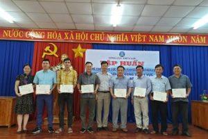 """Tập huấn """"Nâng cao năng lực quản lý, khai thác công trình thủy lợi nhỏ, thủy lợi nội đồng ở khu vực Đông Nam Bộ"""