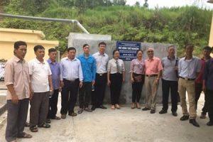 Chuyến tiếp sức học sinh vùng cao đến trường tại Mường Khương-tỉnh Lào Cai