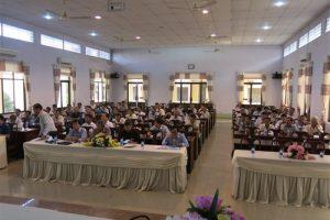 Hội nghị khởi động hợp phần Khảo sát, thiết kế kênh nội đồng khu tưới Đức Hòa
