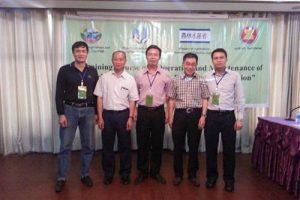 Đào tạo về Vận hành và duy trì hệ thống thủy lợi với sự tham gia của nông dân cho học viên Lào tại Vientiane