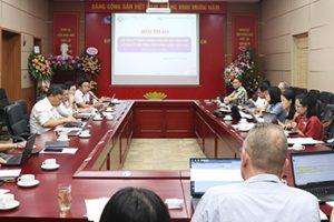 Hỗ trợ kỹ thuật chống chịu khí hậu tổng hợp và sinh kế bền vững đồng bằng sông Cửu Long (Dự án GEF-ICRSL)